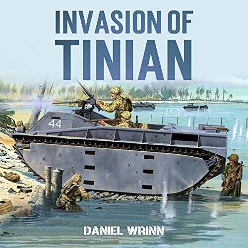 Invasion of Tinian cover art