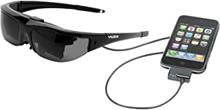 Vuzix Wrap 310XL Widescreen Video Iwear Eyewear Glasses