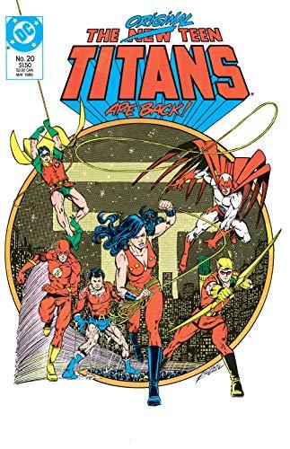 New Teen Titans Omnibus Volume 4 (The New Teen Titans Omnibus)