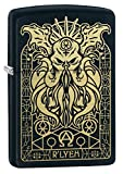 Zippo 29965 Monster Design Black Matte Pocket Lighter