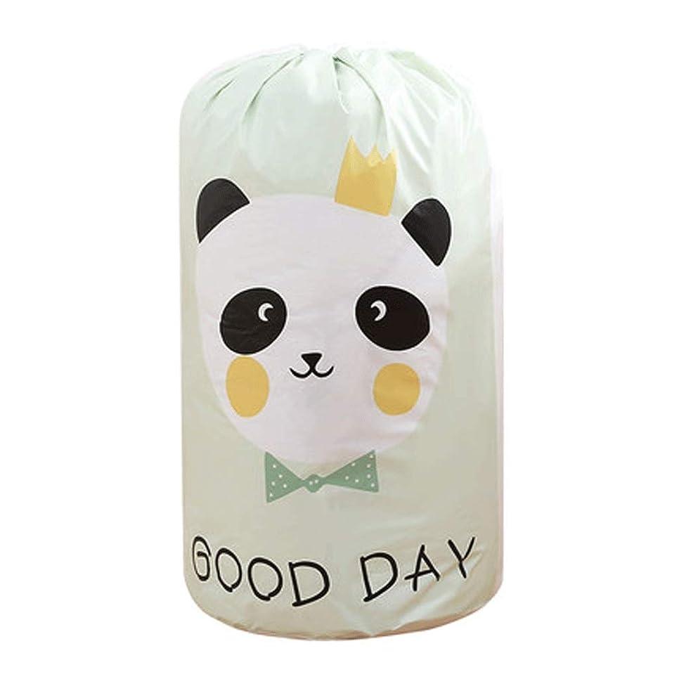 モデレータ明らか高音防湿キルト収納袋衣類分類袋家庭用収納包装袋荷物パッケージ大収納袋折りたたみ収納袋 (色 : A, サイズ さいず : 43*82cm)