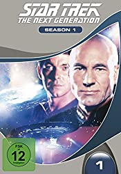 Cover Star Trek – The Next Generation (Staffel 1)