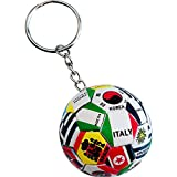 hefeilzmy Sports Ball Key Chain Soccer Ball Keychains (1)