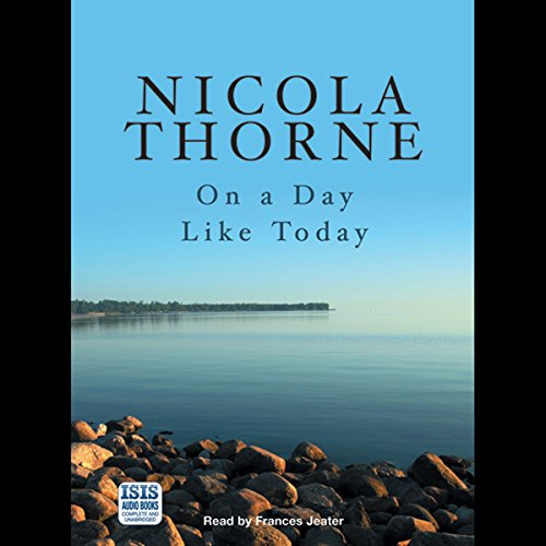On a Day Like Today audiobook cover art