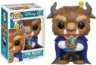 Funko POP Disney: Juguete de la Bella y la Bestia, la Bestia en invierno