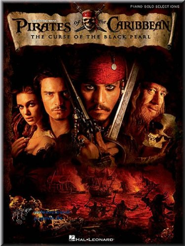 Fluch der Karibik - Pirates of the Caribbean, The Curse Of The Black Pearl - Klaviernoten [Musiknoten]
