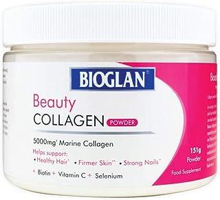 Bioglan Collagen Powder   5000mg Marine Collagen   Helps support healthy looking SKIN, HAIR, NAILS   Biotin   Vitamin C   ...