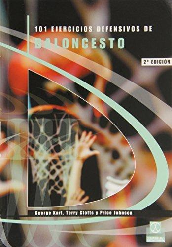 101 Ejercicios Defensivos de Baloncesto (Spanish Edition) by Roy M. Wallack (2007-11-20)