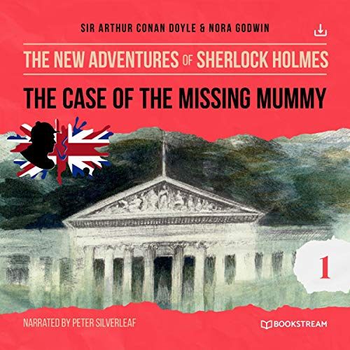 The Case of the Missing Mummy  By  cover art