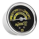 ACCEL 7121A Oil Pressure Gauge