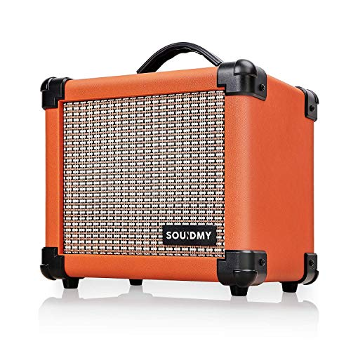 Souidmy Portable Electric Guitar Amplifier