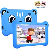 Kids Tablet, 7 Inch Android 9.0 Quad Core Tablet for Kids, 2GB + 16GB...