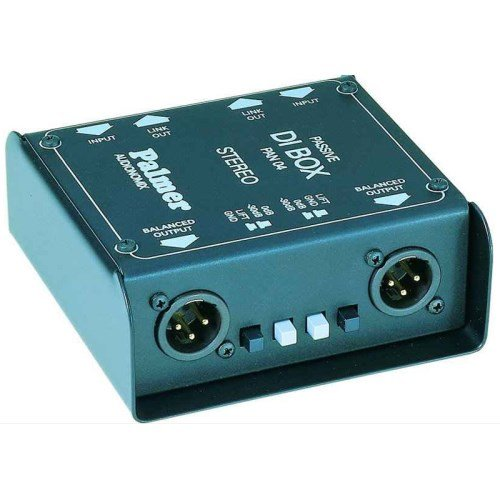 Palmer PAN 04 DI-Box Passiv Stereo