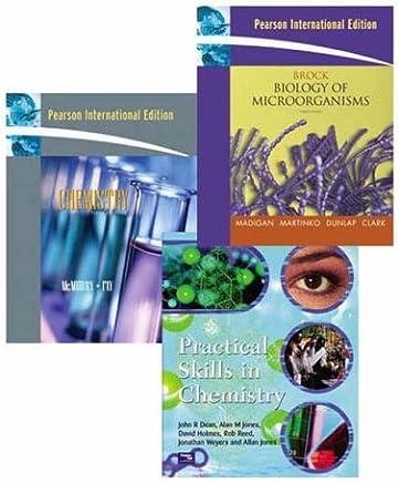 Valuepack:Brock Biology of Microorganisms:International Edition/Chemistry:International Edition/Organic Chemistry & Companion Website & Gradetracker ... Edition/Practical Skills in Chemistry
