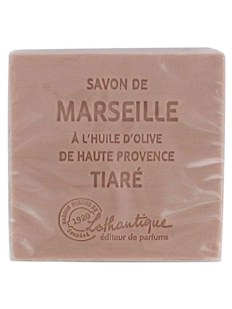 ヒール六分儀松明Lothantique(ロタンティック) Les savons de Marseille(マルセイユソープ) マルセイユソープ 100g 「ティアラ」 3420070038098