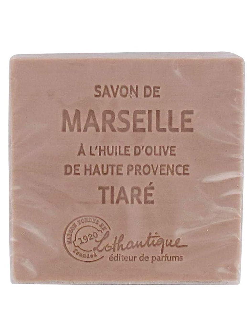 軍話すお肉Lothantique(ロタンティック) Les savons de Marseille(マルセイユソープ) マルセイユソープ 100g 「ティアラ」 3420070038098