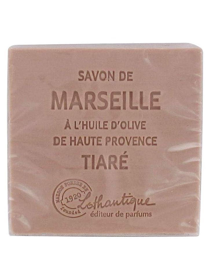 能力スキーLothantique(ロタンティック) Les savons de Marseille(マルセイユソープ) マルセイユソープ 100g 「ティアラ」 3420070038098