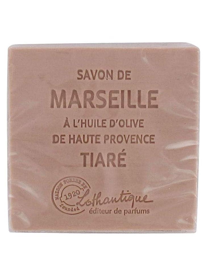 有料ニュージーランドフラッシュのように素早くLothantique(ロタンティック) Les savons de Marseille(マルセイユソープ) マルセイユソープ 100g 「ティアラ」 3420070038098