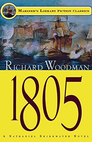 1805: #6 A Nathanial Drinkwater Novel (Nathaniel Drinkwater Novels) (English Edition)