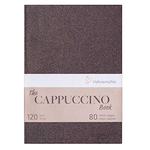 Skizzenbuch Hahnemühle The Cappuccino Book (A5)