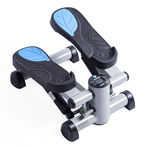 EFITMENT Fitness Stepper Step Machine for Fitness & Exercise (Stepper Only)
