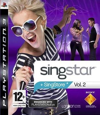 Singstar Vol. 2 No Microphones solus (PS3)