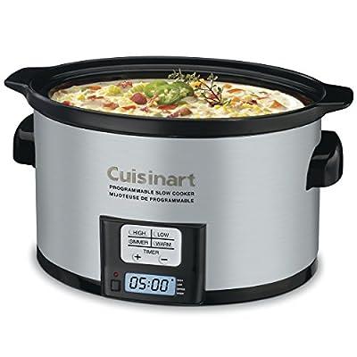 Cuisinart 3.5-Quart Programmable Slow Cooker