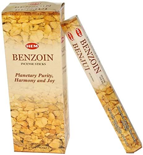 Encens Benjoin - 20 grs - Hem (French Edition)