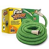 Best flat garden hose - Flexi Hose 50 FT Lightweight Expandable Garden Hose Review