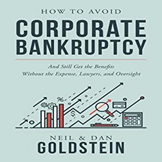 How to Avoid Corporate Bankruptcy audiobook cover art