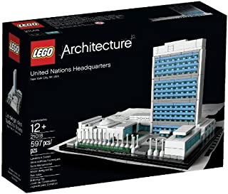 LEGO ARCHITECTURE UNITED NATIONS HEADQUARTER 21018 by LEGO