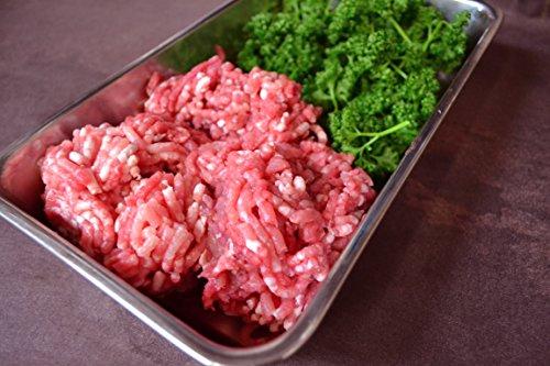 国産 黒豚 粗びき肉 100gプロ使用!【 挽き肉 料理 麻婆豆腐 餃子 オムライス ハンバーグ に 業務用 にも】