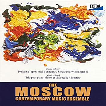 The Moscow Contemporary Music Ensemble - Debussy & Ravel