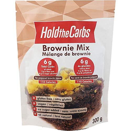 HoldTheCarbs Keto Brownie Mix, Chocolate, 300 Grams