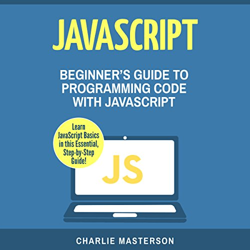 JavaScript audiobook cover art