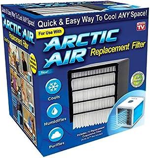 """Arctic Air 6795504 As Seen on TV - Filtro de Aire Acondicionado, 4.31 x 5.13 x 4.31"""""""