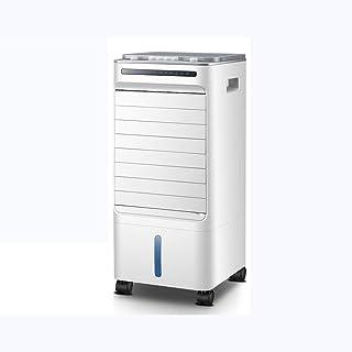 XBSLJ Refrigeradores sin Hojas, Unidad de Aire Acondicionado Evaporativo móvil portátil hogar Dormitorio Blanco