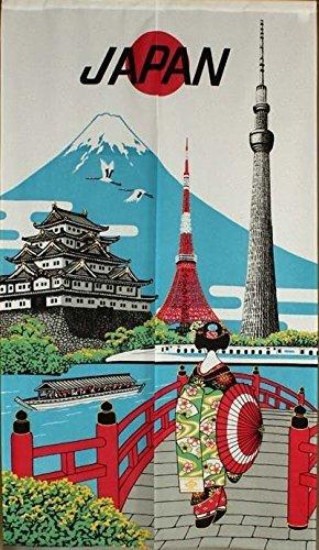 Narumi Narumikk - Cortina japonesa (85 x 150 cm)