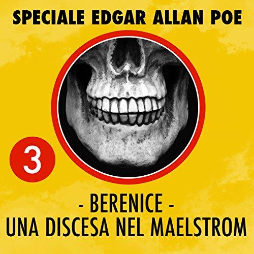 Berenice / Una discesa del Maelstrom audiobook cover art