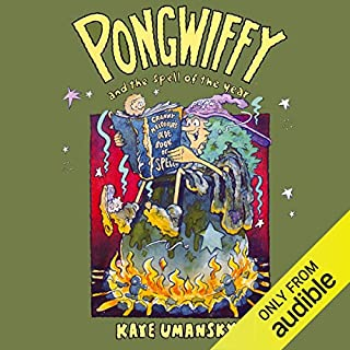 Pongwiffy And The Spell Of The Year                   By:                                                                                                                                 Kaye Umansky                               Narrated by:                                                                                                                                 Prunella Scales                      Length: 3 hrs and 31 mins     16 ratings     Overall 4.9