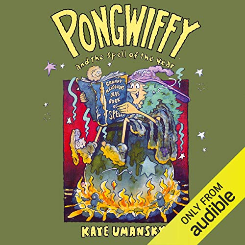 Pongwiffy And The Spell Of The Year cover art