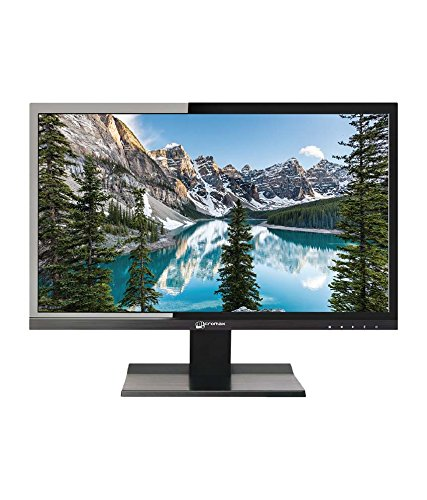 Micromax MM185H65 18.5 -Inch Anti-Glare LED Backlit Computer Monitor Black Colour(Not TV)