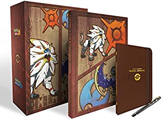 Pokémon Sun and Pokémon Moon: Official Strategy Guide Collector's Vault