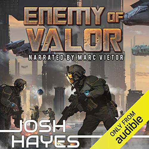Enemy of Valor cover art