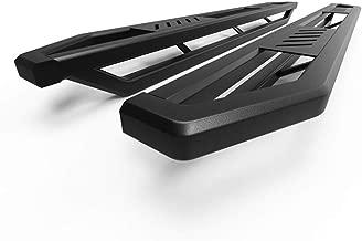 APS Off-Road 6.5in Side Armor Aluminum Running Boards Custom Fit 2010-2016 Toyota 4Runner Trail & 17-20 TRD Off-Road & 2014-2020 SR5 (Nerf Bars Side Steps Side Bars)