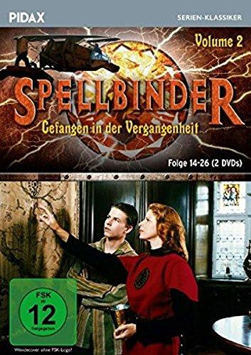 Spellbinder – Gefangen in der Vergangenheit, Vol. 2 / Weitere 13 Folgen der preisgekrönten Fantasyserie (Pidax Serien-Klassiker) [2 DVDs]