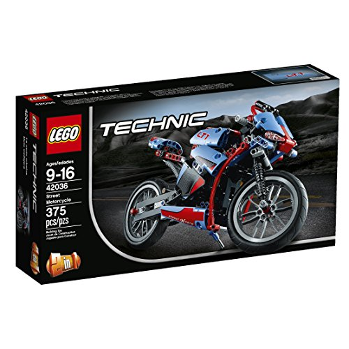 LEGO Technic Street Motorcycle