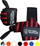 Steel Sweat Wrist Wraps Best...