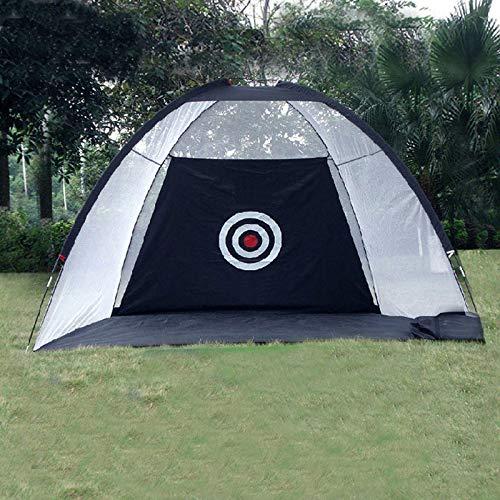 HEEGNPD nieuwe aankomst 2 m * 1,4 m * 1 m golfoefeningen net-schommel-trainings-tent, schommelgereedschap golfuitrusting golfnetwerk trainingsaccessoires