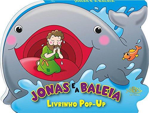 Jonas e a Baleia. Livrinho Pop- Up